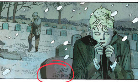 """Easter egg"" em Captain America #11 (vol. 7)"