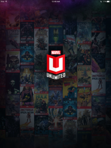 Marvel Unlimited